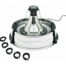 Fontaine Drinkwell inox 360°
