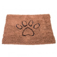 Tapis Dirty Dog Doormat Marron