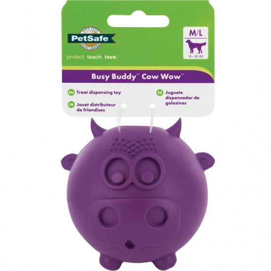 Casapets-PetSafe-busybuddy-vache-pack