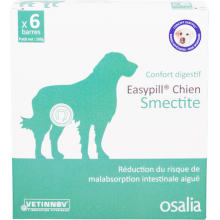 Easypill Chien Smectite