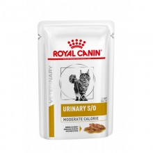 Royal Canin Cat Urinary S/O Moderate Calorie Morceaux
