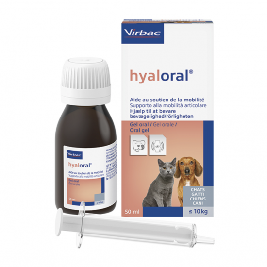 Hyaloral Gel Chien et chat