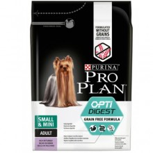 Proplan Dog Small & Mini Adult Optidigest Grain Free