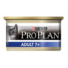 Proplan Cat Adult 7+ Mousse au Thon
