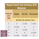 Cat Urinary-S:O-mousse-85g-rations
