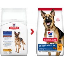 k9-mature-adult-large-dry Breed with Chicken