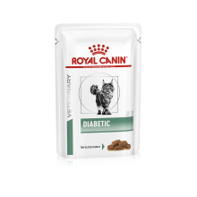 Royal Canin Veterinary Diet Cat Diabetic Sachet fraîcheur