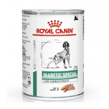 Royal Canin Dog Diabetic Spécial Low Carbohydrate mousse