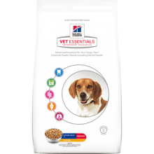 VetEssentials Canine Mature Adult 7+ Medium au Poulet