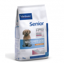 Virbac Vet HPM Dog Senior Neutered Small & Toy