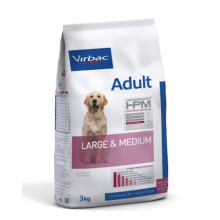 Virbac Vet HPM Dog Adult Large & Médium