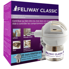 Feliway Classic Diffuseur + recharge
