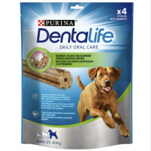 Bâtonnets à mâcher DentaLife grand chien
