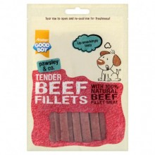 Friandise Good Boy Tender Bœuf Filets