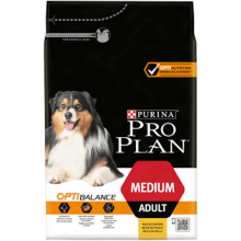 Pro Plan Dog Medium Adult avec Optibalance au Poulet