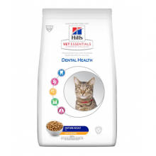 Vet Essentials Dental Health Feline Mature au Poulet