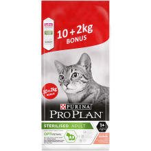 Pro Plan Cat Sterilised Adult au Saumon