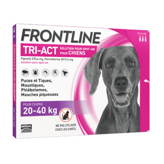 Casapets-Merial-frontline-triact-chien-20-40kg-x3