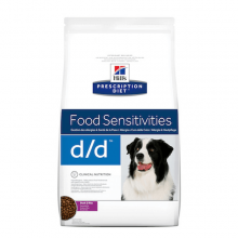Hill's Prescription Diet Canine d/d Canard et riz