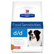 Hill's Prescription Diet Canine d/d Saumon et Riz